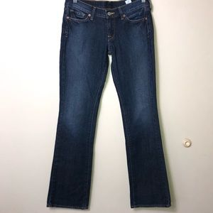 Women's Lucky Brand Delair Jeans. Size 6/26